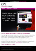ICON launch
